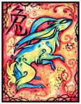 Chinese Zodiac: RABBIT