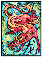 Chinese Zodiac: DRAGON by IceandSnow