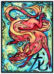 Chinese Zodiac: DRAGON