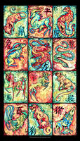 Chinese Zodiac: Complete by IceandSnow