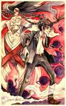 Izanami's Fool by IceandSnow