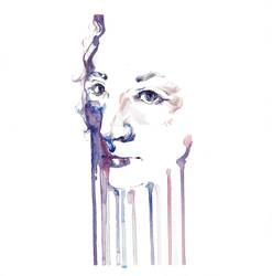 Falling-apart Inside (Portrait)