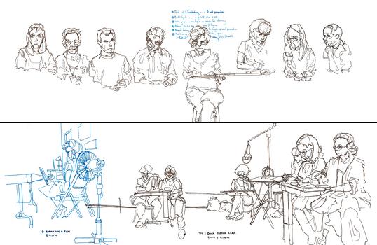 Quick-Sketch Workshop (Classroom)