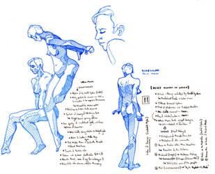 Figure / Life (Drawing) [06] Ellie by ziinyu