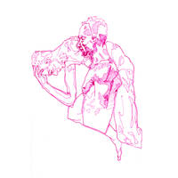 Figure / Life (Drawing) [07] Euan