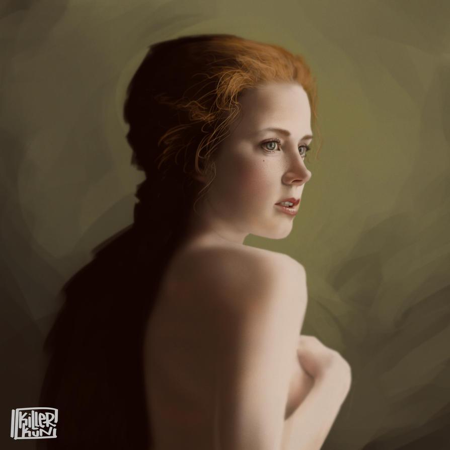 Amy Adams by killerkun