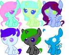 name your price pony adoptables