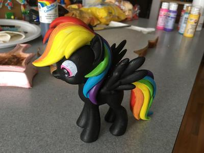 Rainbow Dash Repaint