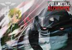 FMA: Alphonse Wallpaper