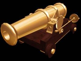 Spelljammer Gun by LordDanieltheGrey