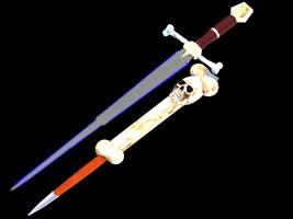 Sword of Death by LordDanieltheGrey