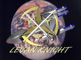 Levan Knight by LordDanieltheGrey