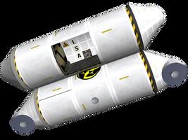 Cargo module by LordDanieltheGrey