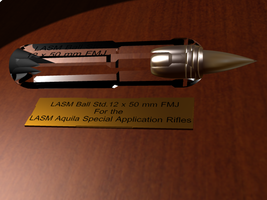 Caseless50x12mm by LordDanieltheGrey