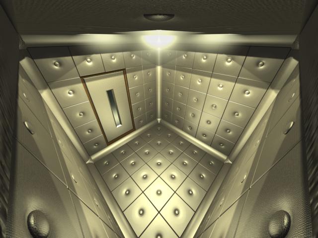 Thegoodoldpaddedroom by LordDanieltheGrey