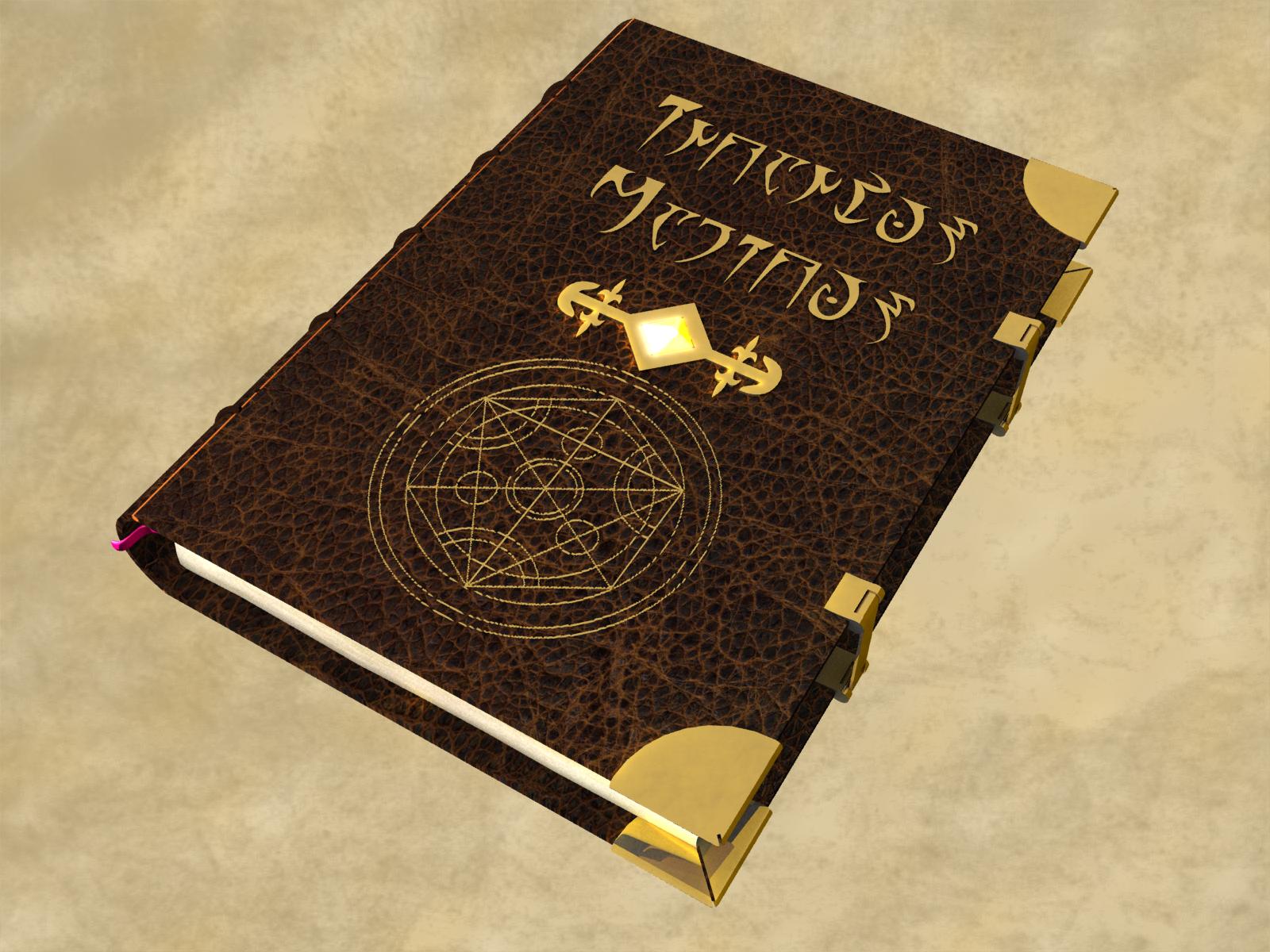 TheBook by LordDanieltheGrey
