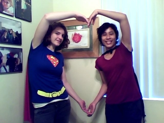 Super Heart by c0ldh3art3d