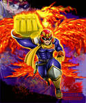 SSB Captain Falcon
