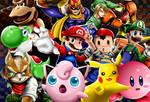 Super Smash Bros 64 roster
