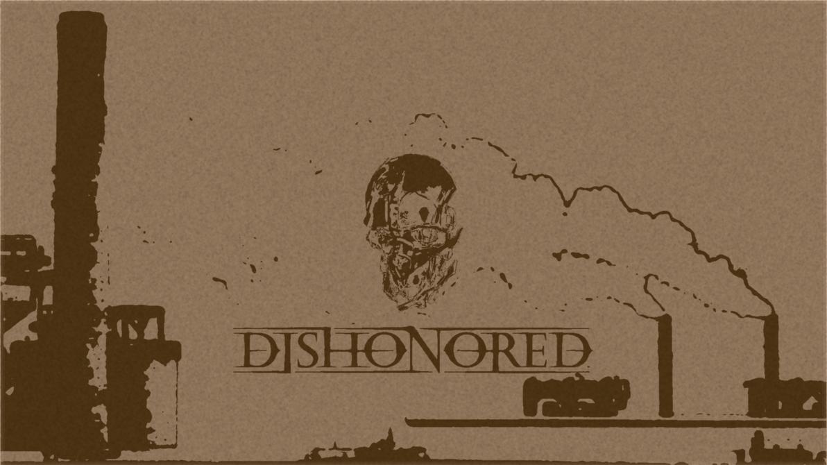 dishonored wallpaper #2wel3s on deviantart