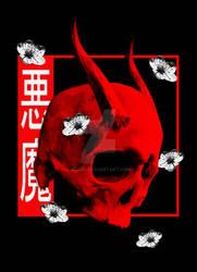 Harajuku Style, Japanese Oni Demon