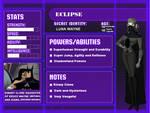 DC Profile: Eclipse by Kayla-Hiwatari