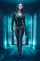 Miranda Lawson Loyalty Suit by Dahlia-Thomas