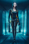 Miranda Lawson Loyalty Suit