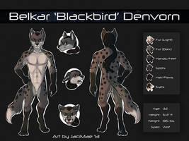 Blackbird Reference Sheet