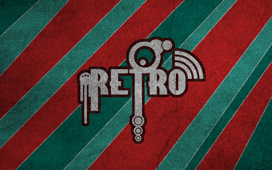 Retro Wallpaper by DiFoGA