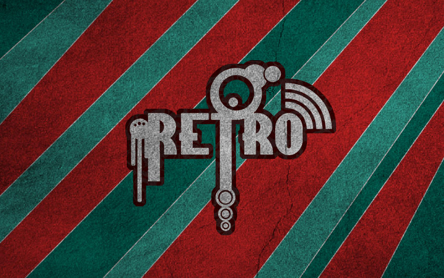 Retro Wallpaper by DiFoGA