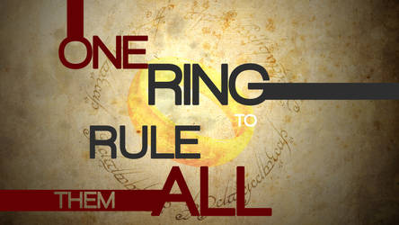 The One Ring by DiFoGA
