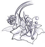 Tinker Bell and Bobble