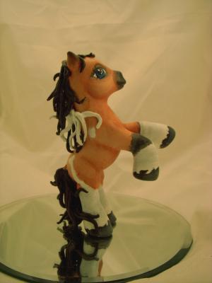 My Little Pony Custom Zack by colorscapesart