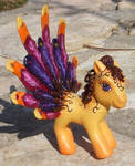 My Little Pony Custom Autumn