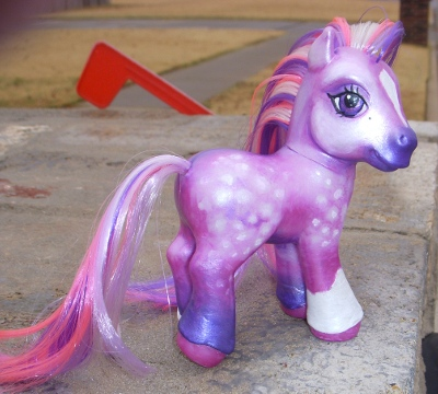 MLP Custom Shimmer Dapple by colorscapesart