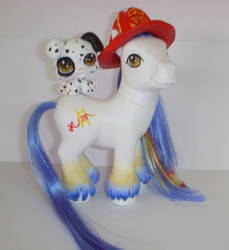 MLP Custom 'G3 Chief' by colorscapesart