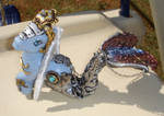 MLP Custom 'Clockwork Myst'