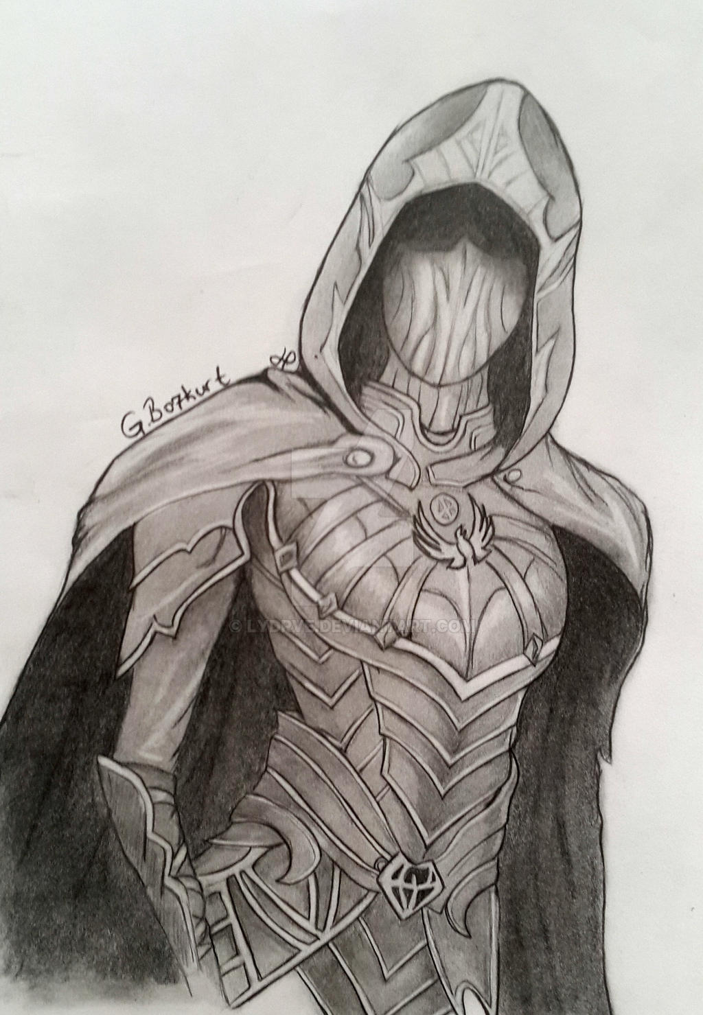 above is skyrim drawing - photo #18