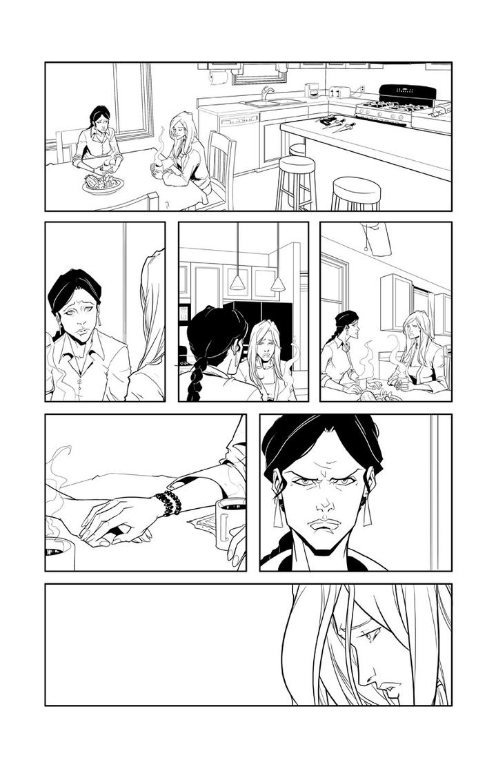 Storm Born issue 4 page 21 by davehamann