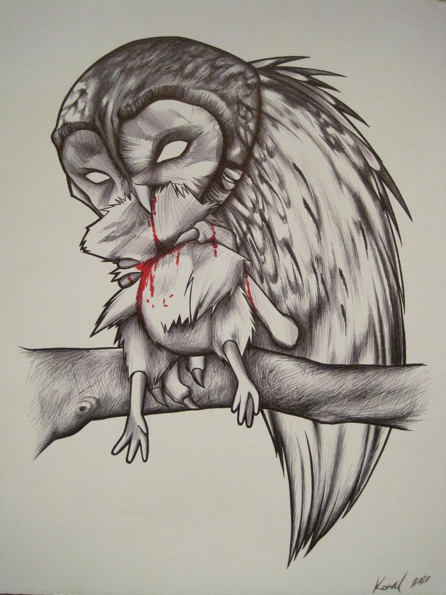 Nausicaa Owl By Heteroclite360 On DeviantArt