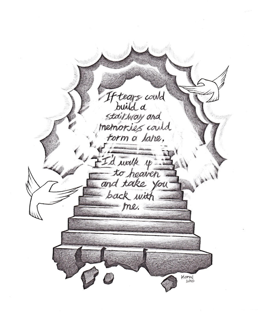 Stairway to Heaven by Heteroclite360 on DeviantArt