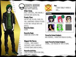 Osborn boogie by WrongCog