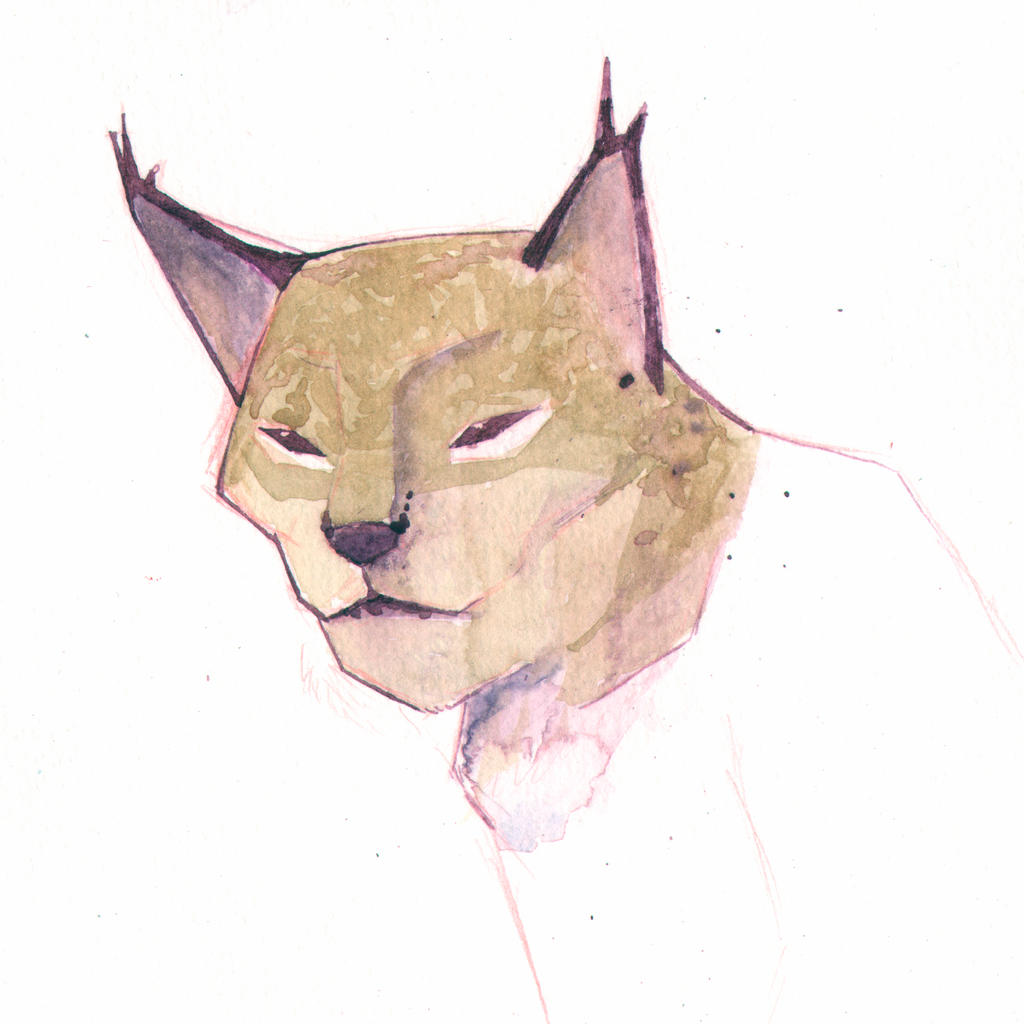 Our Mother Lynx by DrClosure