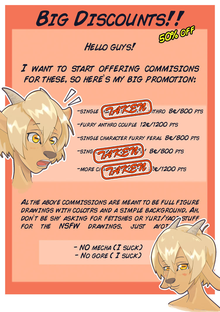Discounted Commissions by DrClosure