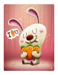 I Carrot U by Fitografito