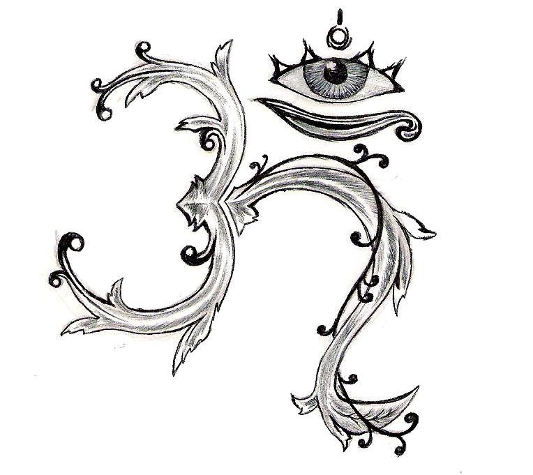 Om Symbol Tattoo Design By Gex1011001000 On Deviantart