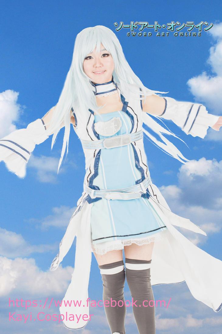 Undine Sao Sword Art Online - Asu...