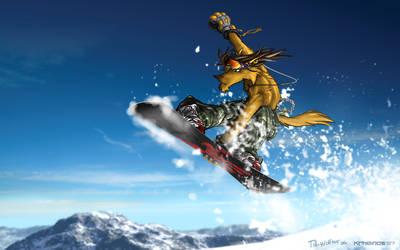 Summer Snowboarding 06 Mk 2