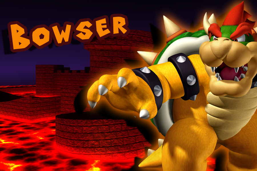 Evil Bowser Wallpaper Images & Pictures - Becuo